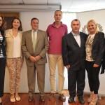 Μνημόνιο συνεργασίας Συλλόγων Ολυμπιονικών Ελλάδας Γεωργίας 16