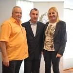 Μνημόνιο συνεργασίας Συλλόγων Ολυμπιονικών Ελλάδας Γεωργίας 17