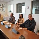 Μνημόνιο συνεργασίας Συλλόγων Ολυμπιονικών Ελλάδας Γεωργίας 21