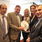 Μνημόνιο συνεργασίας Συλλόγων Ολυμπιονικών Ελλάδας Γεωργίας 22