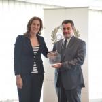Μνημόνιο συνεργασίας Συλλόγων Ολυμπιονικών Ελλάδας Γεωργίας 4