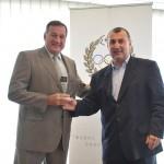 Μνημόνιο συνεργασίας Συλλόγων Ολυμπιονικών Ελλάδας Γεωργίας 5