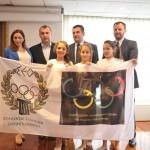 Μνημόνιο συνεργασίας Συλλόγων Ολυμπιονικών Ελλάδας Γεωργίας 6