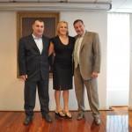 Μνημόνιο συνεργασίας Συλλόγων Ολυμπιονικών Ελλάδας Γεωργίας 8