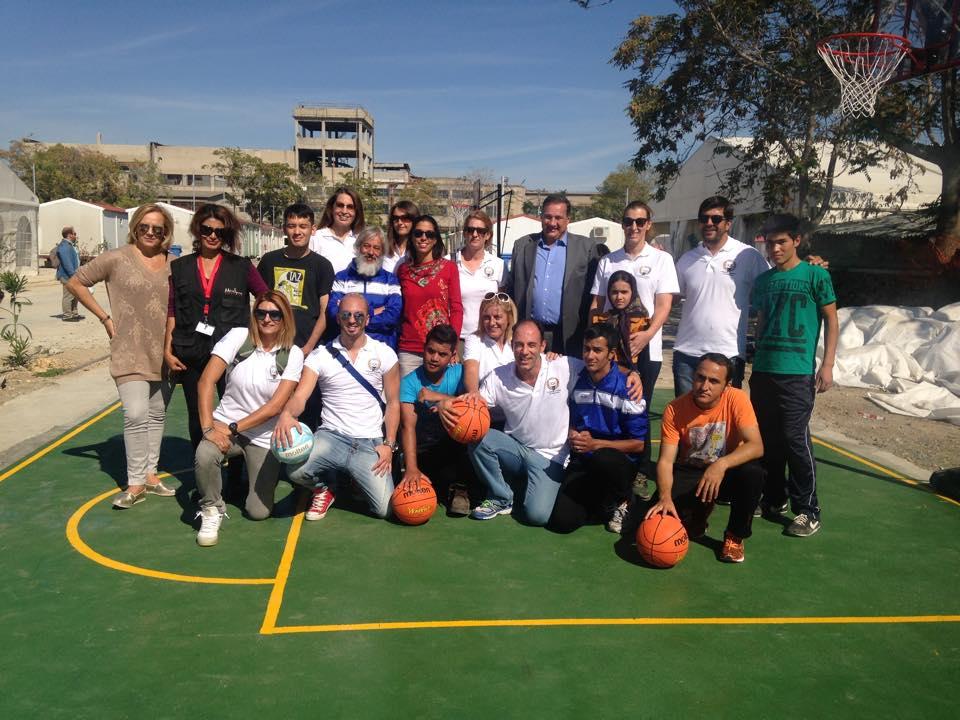 Σύλλογος Ελλήνων Ολυμπιονικών - Ελαιώνας