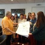 Σύμφωνο συνεργασίας μεταξύ συλλόγων Ολυμπιονικών Ελλάδας και Γεωργίας 11