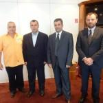 Σύμφωνο συνεργασίας μεταξύ συλλόγων Ολυμπιονικών Ελλάδας και Γεωργίας 2