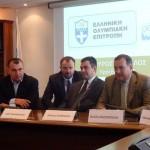 Σύμφωνο συνεργασίας μεταξύ συλλόγων Ολυμπιονικών Ελλάδας και Γεωργίας 4