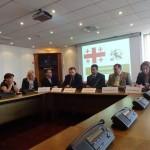 Σύμφωνο συνεργασίας μεταξύ συλλόγων Ολυμπιονικών Ελλάδας και Γεωργίας 5