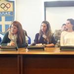 Σύμφωνο συνεργασίας μεταξύ συλλόγων Ολυμπιονικών Ελλάδας και Γεωργίας 9