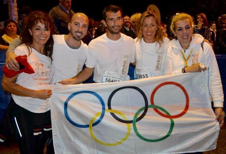 30 χρόνια Σύλλογος Ελλήνων Ολυμπιονικών 3
