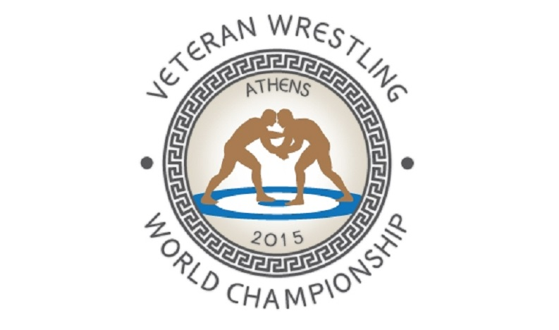 Veteran Wrestling World Championship - Athens 2015