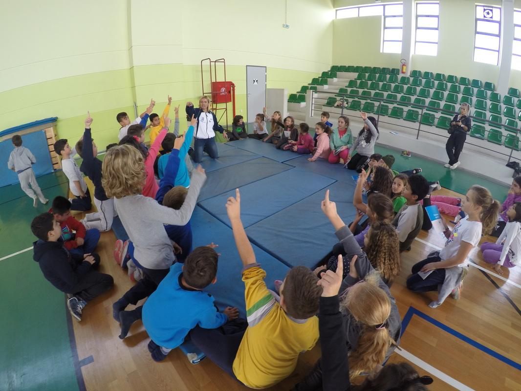Αθλητικός Σύλλογος Ποσειδώνας - Διεθνές Κέντρο Ολυμπιακής Εκεχειρίας 1