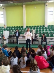 Εκπαιδευτικό πρόγραμμα λέμε όχι στο σχολικό εκφοβισμό 2ο δημοτικό σχολείο Λαυρίου 5
