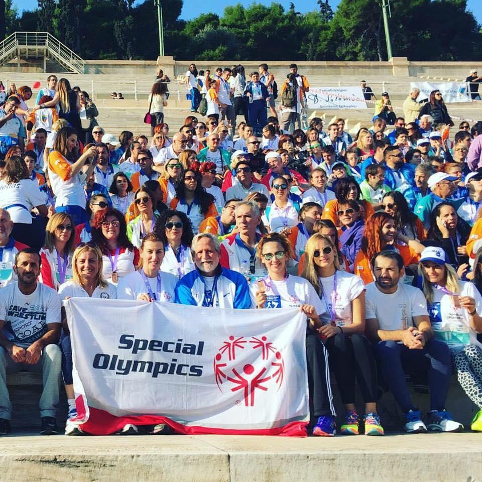 Μαραθώνιος Αθήνας 2015 - Βούλα Ζυγούρη - Σύλλογος Ελλήνων Ολυμπιονικών 3