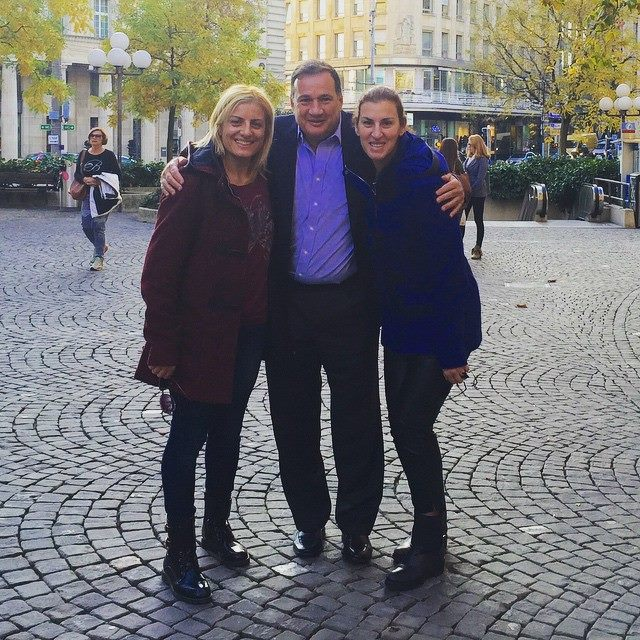 IOC Women and Sport 2015 - Βούλα Κοζομπόλη - Βούλα Ζυγούρη 2