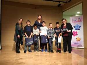 Bραβεία λεμε οχι στον σχολικό εκφοβισμό του Διεθνούς κέντρου Ολυμπιακής Εκεχυρείας 2015 2