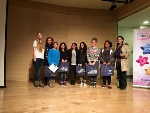 Bραβεία λεμε οχι στον σχολικό εκφοβισμό του Διεθνούς κέντρου Ολυμπιακής Εκεχυρείας 2015 3