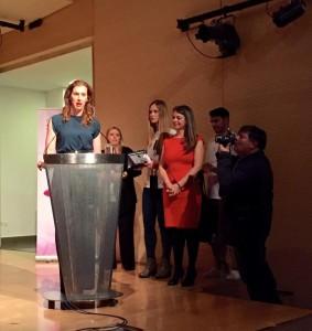 Bραβεία λεμε οχι στον σχολικό εκφοβισμό του Διεθνούς κέντρου Ολυμπιακής Εκεχυρείας 2015 5