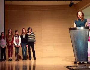 Bραβεία λεμε οχι στον σχολικό εκφοβισμό του Διεθνούς κέντρου Ολυμπιακής Εκεχυρείας 2015 7