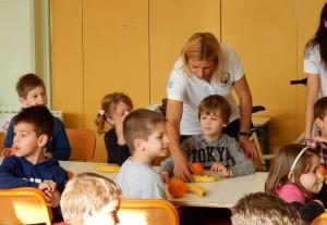 Αθλητικός Προσανατολισμός στο 60ο δημοτικό σχολείο αθηνών - Βούλα Ζυγούρη 2