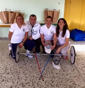 Αθλητικός Προσανατολισμός στο 60ο δημοτικό σχολείο αθηνών - Βούλα Ζυγούρη 4