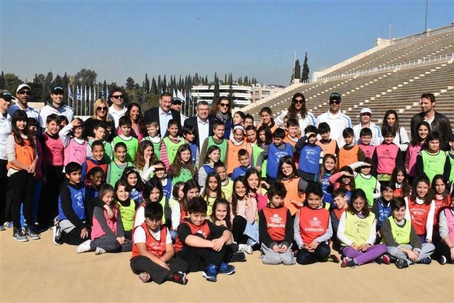 Ολυμπιονίκες Καλλιμάρμαρο - Βούλα Ζυγούρη 2