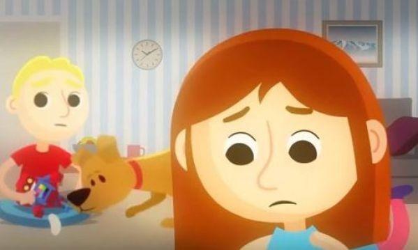 Πες το σε κάποιον που εμπιστεύεσαι - νέο βίντεο κατά της παιδικής σεξουαλικής κακοποίησης