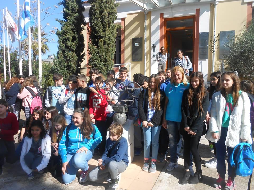 Τροφές και Ενέργεια για την Σχολή Παναγιωτόπουλου - Βούλα Ζυγούρη 1
