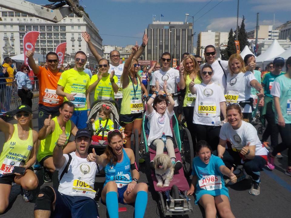 Athens Half Marathon - Σύλλογος Ελλήνων Ολυμπιονικών 1