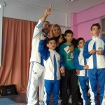 Αθλητικός Προσανατολισμός στο 14ο δημοτικό Χαϊδαρίου - Βούλα Ζυγούρη 2