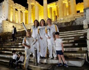 Ολυμπιακή Λαμπαδηδρομία - Rio 2016 - Βούλα Ζυγούρη 6