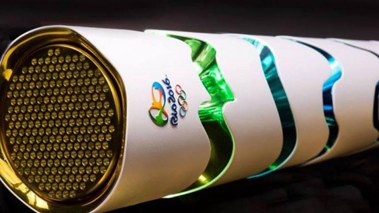 Ολυμπιακή Λαμπαδηδρομία Rio 2016 1