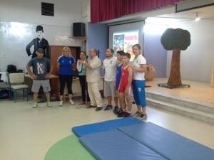 Ο αθλητικός προσανατολισμός στο 3ο δημοτικό Χαιδαρίου - Βούλα Ζυγούρη 2
