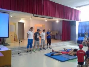 Ο αθλητικός προσανατολισμός στο 3ο δημοτικό Χαιδαρίου - Βούλα Ζυγούρη 3