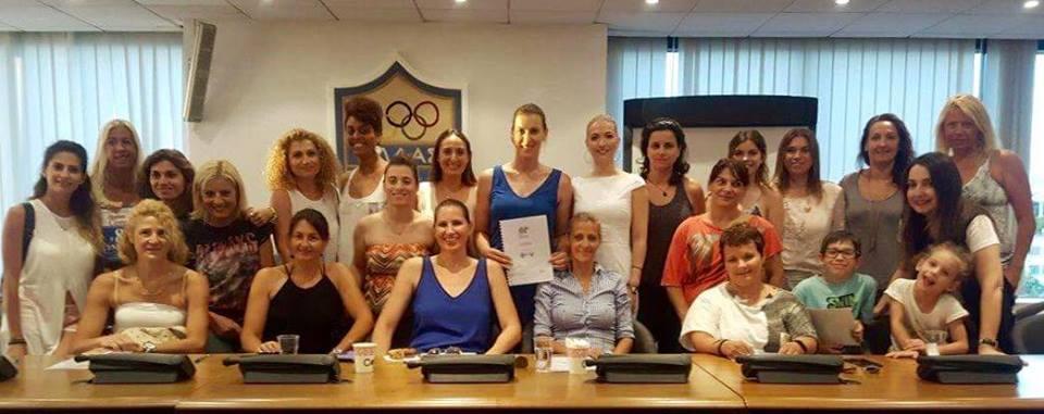 1ο σεμινάριο mentoring για Ολυμπιονίκες 4
