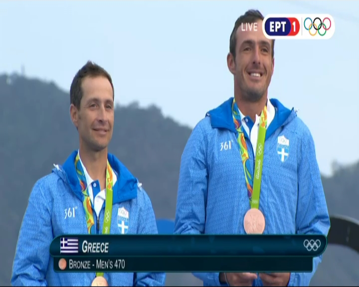Χάλκινο μετάλλιο οι Παναγιώτης Μάντης και Παύλος Καγιαλής 4