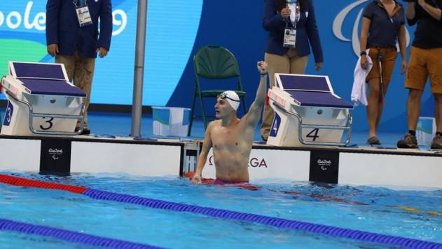 Παραολυμπιακοί αγώνες Ριο 2016 - Δημοσθένης Μιχαλεντζάκης