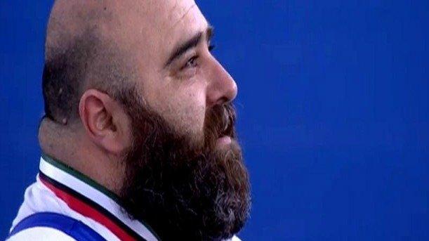 Παραολυμπιακοί αγώνες Ριο 2016 - Παύλος Μάμαλος