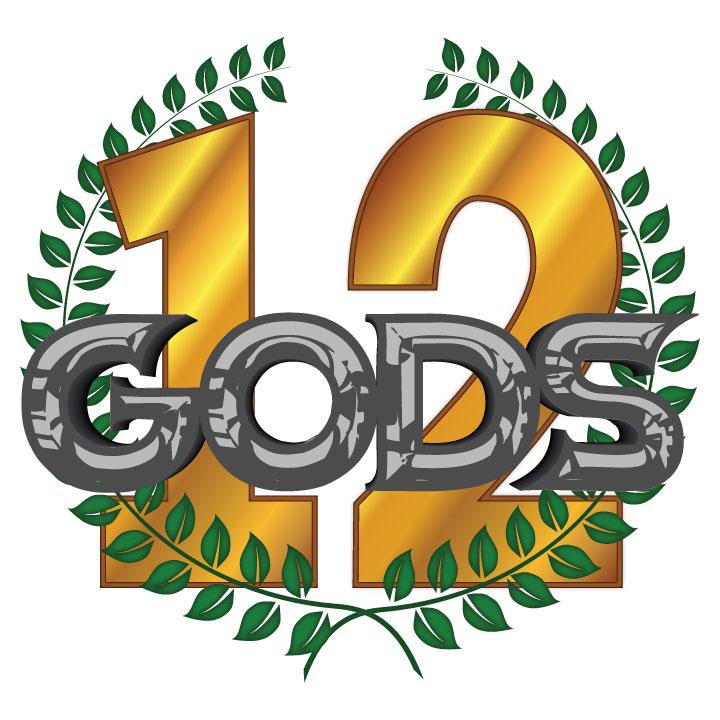 12 Gods - Αντώνης Πανάρετος
