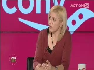Action24 - Βούλα Ζυγούρη