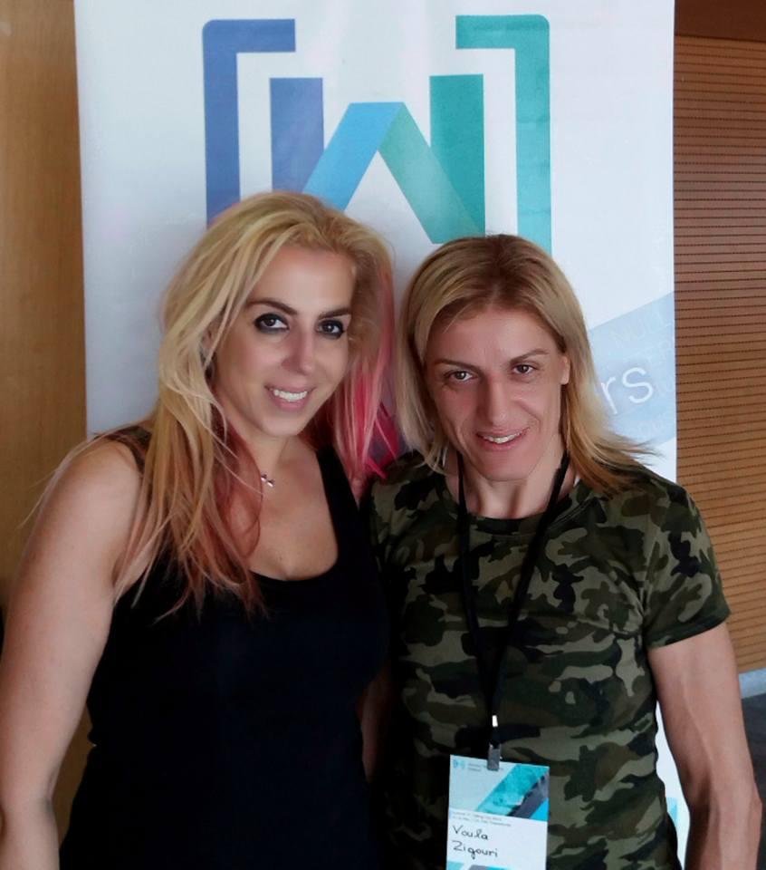 Βούλα Ζυγούρη - Women Techmakers Greece 2