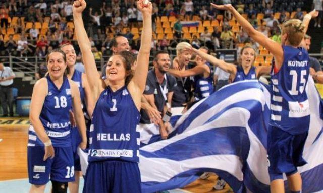 Εθνική Μπάσκετ Γυναικών