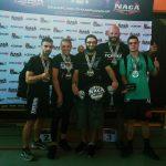 Η Βούλα Ζυγούρη στο πρωτάθλημα Grappling της NAGA στην Γερμανία