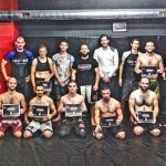 Choke Luta Livre Greece – Belt Awarding – Keep rolling until the belt turns black!