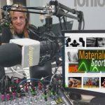 Βούλα Ζυγούρη και Δύναμη Γυναίκας στο Materiale Sportivo του Ionion FM
