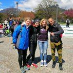 Η Βούλα Ζυγούρη στο 1st Thrakomakedones Run 2019 – Αγώνας δρόμου 1, 5 & 10 χλμ