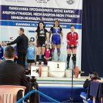 Τρία χάλκινα μετάλλια για την αθλήτρια του Φιλαθλητικού ΓΣ Παναγιώτα Παπακωστοπούλου στην κατηγορία των 76 κιλών γυναικών
