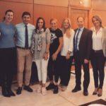 Συνάντηση με τον υφυπουργό Αθλητισμού κ. Λευτέρη Αυγενάκη είχε το Διοικητικό Συμβούλιο του Συλλόγου Ελλήνων Ολυμπιονικών