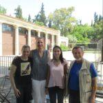 Μεγάλη τιμή για το Γυμναστήριο του Φωκιανού - Τρεις Ολυμπιονίκες συνεργάζονται